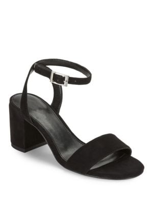 Keenan Open Toe Block Heel Sandals by Charles by Charles David