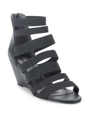 Hamburg Strappy Wedge Sandal by Charles by Charles David