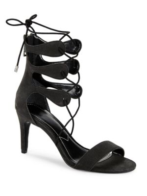 Zone Strappy Mid-Heel Sandals by Charles by Charles David