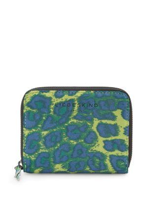 Conny F7 Leopard-Printed Wallet 500086879520
