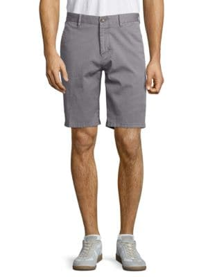 Slim Fit Chino Shorts by strellson