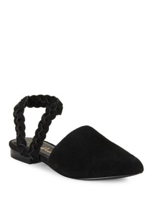 Matisse Alan Suede Flats by Matisse