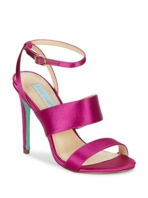 Jenna High Heel Dress Sandals by Betsey Johnson