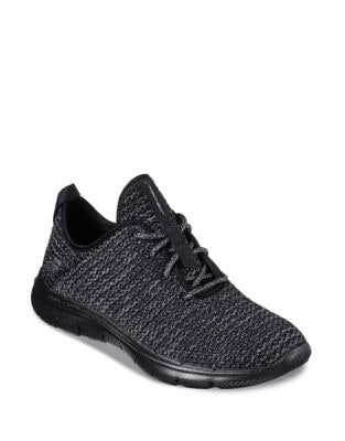 Boldmove Lace-Up Sneakers by Skechers