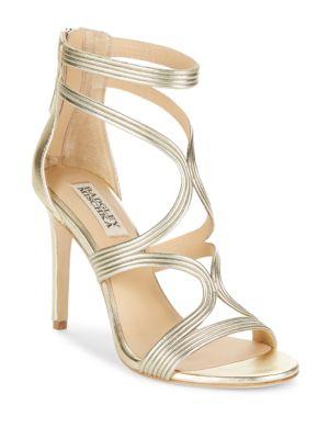 Buy Torrey Leather Sandals by Badgley Mischka online