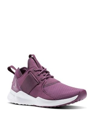 Dance Mesh-Accented Sneakers by Reebok