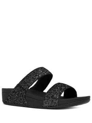 Glitterball TM Slide Sandals by FitFlop