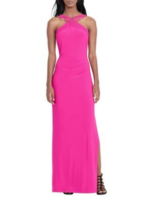 Stretch-Jersey Gown by Lauren Ralph Lauren