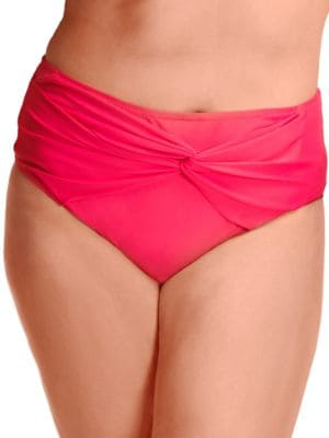 Plus High Waisted Bottom by PARAMOUR