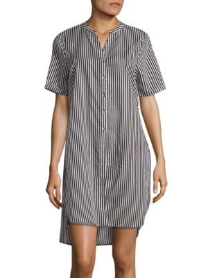 Striped Cover-Up Dress by Kate Spade New York
