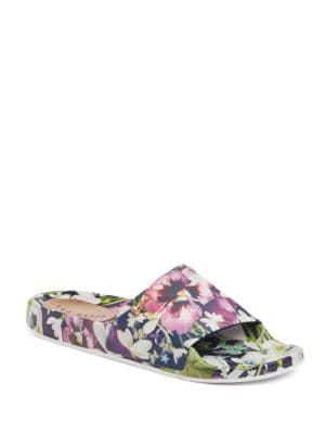 Armeana Pool Slides by Ted Baker London