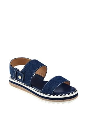 Madie2 Buckle Platform Sandals by Tommy Hilfiger