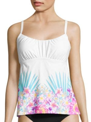 Perfect Fit Tankini by Coco Reef