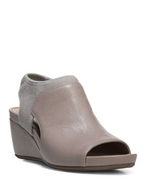 Cailla Slingback Wedge Mules by Naturalizer