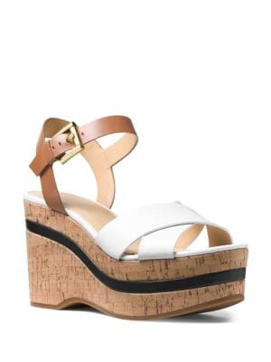 Chandler Wedge Sandals by MICHAEL MICHAEL KORS