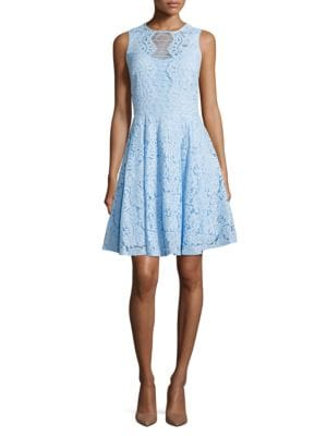 Embroidered Sleeveless Dress by Tommy Hilfiger
