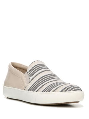 Marianne Striped Slip-On Sneakers by Naturalizer