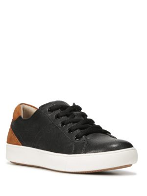 Morrison Leather Lace-Up Sneakers by Naturalizer