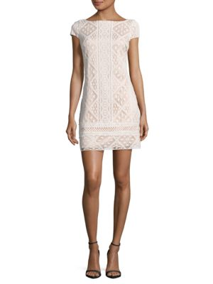 Eyelet Lace Dress by Vince Camuto