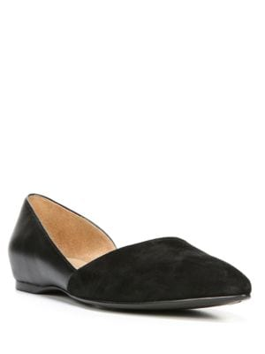 Samantha Leather Ballet Flats by Naturalizer
