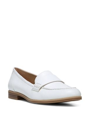 Veronica Leather Slip-On Loafers by Naturalizer