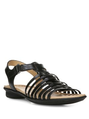 Wade Leather Multi-Strap Sandals by Naturalizer