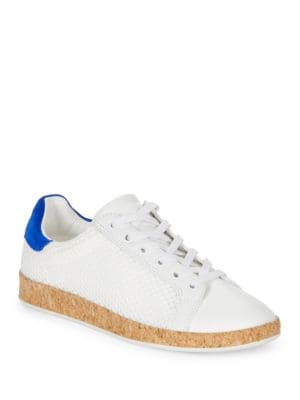Renae Leather-Blend Sneakers by Marc Fisher LTD