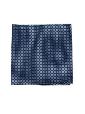 Silk Floral Pocket Square 500086931085