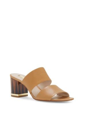 Lo-Kambi 2 Leather Slide Sandals by Louise et Cie