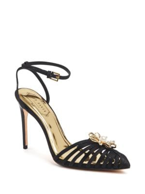 Zhine Embellished Heel Sandals by Ted Baker London
