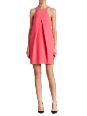 Felisha Crepe Halter Dress by Trina Turk