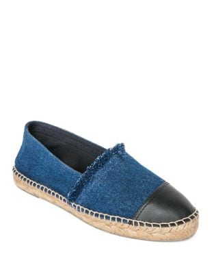 Sutton Cap Toe Espadrilles by Patricia Green