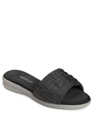 Great Call Slide Sandals by Aerosoles