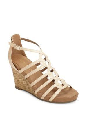 Great Plush Wedge Sandals by Aerosoles