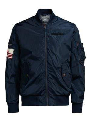 Jorpowell Bomber Jacket by Jack & Jones