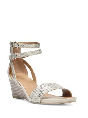 Buy Danissa Wedge Sandals by Franco Sarto online