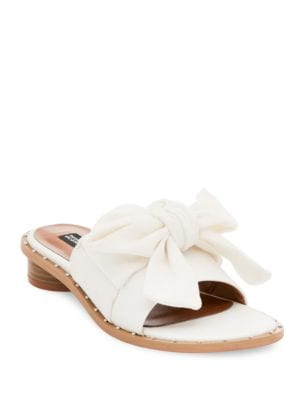 Rio Fabric Slide Sandals by Design Lab Lord & Taylor