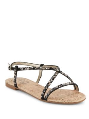 Hilary Embellished Sandals by Circus by Sam Edelman