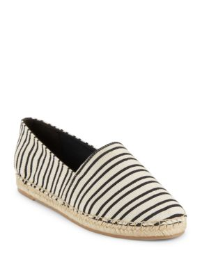 Laila Striped Espadrille Flats by Circus by Sam Edelman