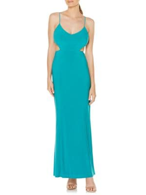 Cutout Gown by Laundry by Shelli Segal