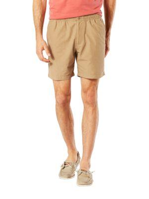 Elasticized Shorts @...