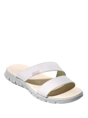 Zerogrand Leather Sandals by Cole Haan