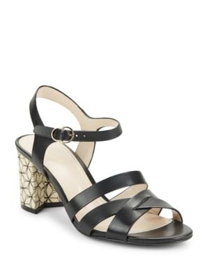 Ariel Two Band Ankle Strap Sandals by Cole Haan