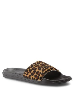 Leather Slip-On Sandals by Liebeskind Berlin