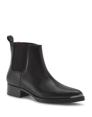 Leather Chelsea Boots by Liebeskind Berlin