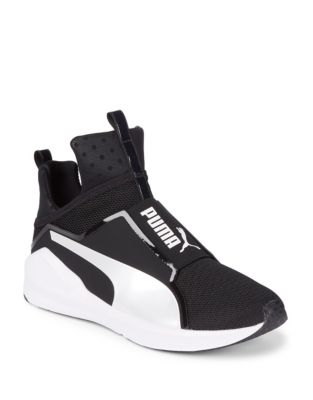 Fiercecore Slip-On High-Top Sneakers by PUMA