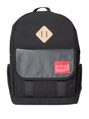 Reflective Manport Backpack by Manhattan Portage