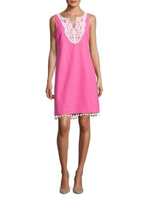 Sleeveless Lace Dress by Eliza J