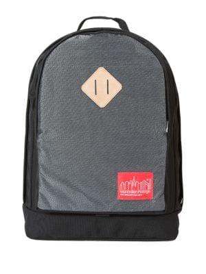 Black Label Manport Backpack by Manhattan Portage
