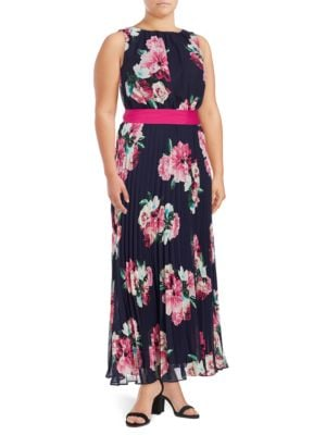 Floral Sleeveless Dress by RACHEL Rachel Roy